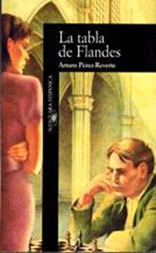 portada Tabla de flandes, la (Alfaguara Hispanica)