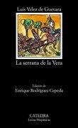 La Serrana de la Vera - Luis Vélez De Guevara - Catedra