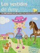 Los Vestidos De Amy (Crea Tus Muñecas Americanas) - VERGARA & RIBA - Vergara & Riba