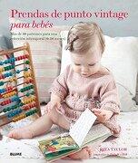 Prendas de Punto Vintage Para Bebés - Rita Taylor - Blume