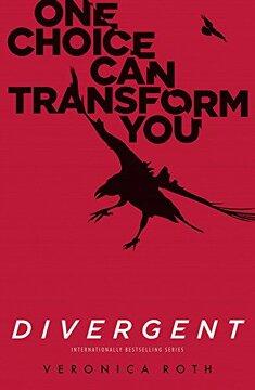 portada Divergent - Book 1 (Divergent Trilogy)