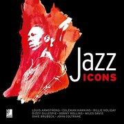 JAZZ ICONS (INC. 8 CDs) - BO IKE  - EAR BOOKS