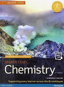 Pearson Baccalaureate Chemistry Higher Level 2nd Edition Print and Online Edition for the ib Diploma (Pearson International Baccalaureate Diploma: International Editions) (libro en Inglés) - Catrin Brown; Mike Ford - Prentice Hall