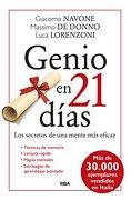 Genio en 21 Días - Massimo De Donno,Giacomo Navone - Rba Libros