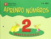 Aprendo Numeros Cuaderno 2 (5-6 Años) - Javier Fraile Martin - VICENS VIVES PRIMARIA S.A.