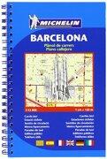 barcelona plano callejero espiral - varios autores -