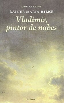 portada Vladimir, Pintor de Nubes