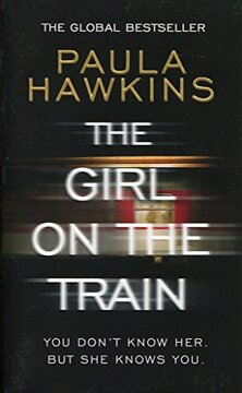 portada The Girl On The Train (Black Swan)