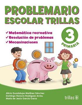 portada Problemario Escolar Trillas 3