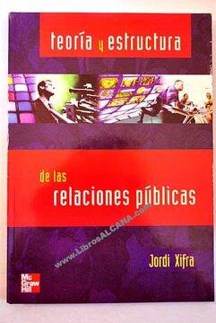 portada teoria y estructura de las relaciones pu