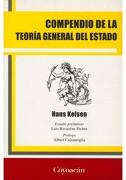 COMPENDIO DE LA TEORIA GENERAL DEL ESTADO - KELSEN, HANS  - EDICIONES COYOACAN