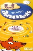 Abremente Mini 5 - 6 Anos - Novelty Ediciones - Novelty Ediciones