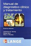 Manual de Diagnostico Clinico y Tratamiento - Lawrence Tierney - Mcgraw-Hill