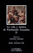 vida y hechos de estebanillo gonzález, ii - ediciones cátedra - ediciones cátedra