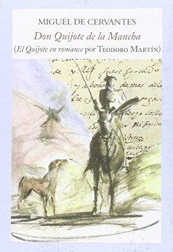 portada El Quijote en Romance