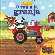 3 van a la Granja - Susaeta Ediciones S A - Susaeta
