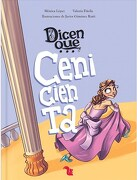 Dicen que Cenicienta (Para Escuchar qr) (Cartone) - Davila Valeria / Lopez Monica - A Z Editora