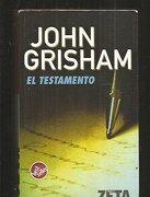 El Testamento (Best Seller Zeta Bolsillo) - John Grisham - Zeta Bolsillo
