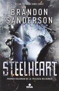Steelheart - Brandon Sanderson - Ediciones B