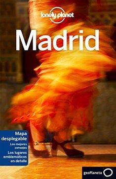 portada Madrid 6 (Lonely Planet-Guías de ciudad)