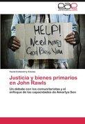 justicia y bienes primarios en john rawls - yecid echeverry enciso - editorial acad mica espa ola