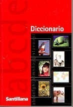 portada DICCIONARIO SANTILLANA (NVA. EDICION)