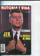 HISTORIA Y VIDA. NUMERO 289. LA BATALLA DE SIRIA.