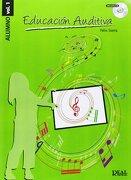 Educacion Auditiva Alumno Volumen 1 cd - Félix Sierra - Real Musical
