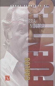 portada Obras Reunidas vi. Terra Nostra