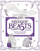 Fantastic Beasts and Where to Find Them: Magical Creatures Coloring Book (libro en Inglés) - Harpercollins Publishers - Harper Collins Usa