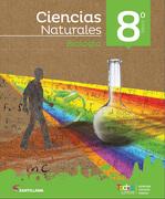 Ciencias Naturales 8º Basico. Todos Juntos (Biologia + Fisica  (Santil - Santillana - Santillana