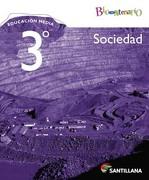 Sociedad 3 Medio Bicentenario (libro en Unknown) - Varios - Santillana
