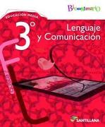 Lenguaje y Comunicacion 3 Medio Bicentenario (libro en Unknown) - Varios - Santillana