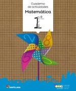Cuaderno de Actividades: Matemática 1 - Real Academia Española Santillana - Santillana