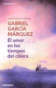 El Amor en los Tiempos del Colera - Gabriel Garcia Marquez - Debolsillo
