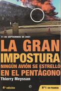 11 de Septiembre de 2001. La gran impostura. Ningún avión se estrelló en el pentágono