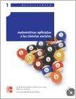 matematicas 1 apl/cs.soc. bachiller - redondo mediano - carril/mgh