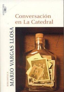 portada conversacion en la catedral