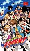 Tutor Hitman Reborn! Nº 25 - Akira Amano - Planeta Deagostini Cómics