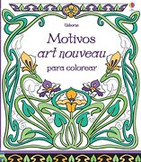 Motivos art Noveau Colore - Usborne - Usborne