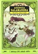 (cat).amenaça dels animals ombra, l`.(agencia salamandra) - ana alonso - la galera (catalan)