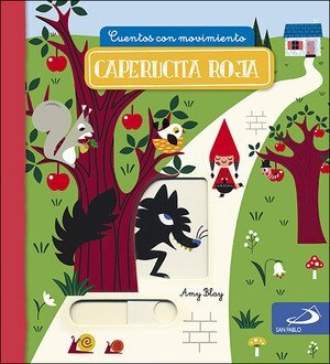 portada Caperucita Roja.