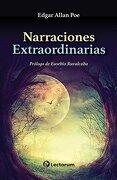 NARRACIONES EXTRAORDINARIAS