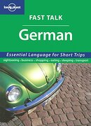 lonely planet fast talk german -  - lonely planet