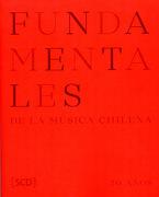 Fundamentales de la música chilena - SCD - Hueders