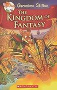 Geronimo Stilton and the Kingdom of Fantasy #1: The Kingdom of Fantasy (libro en Inglés) - Geronimo Stilton - Scholastic Inc.