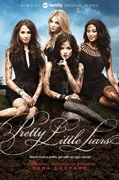 portada Pretty Little Liars (Pretty Little Liars, Book 1) (tv Tie-In) (libro en Inglés)