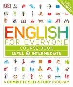 English for Everyone: Level 3: Intermediate, Course Book: A Complete Self-Study Program (libro en Inglés) - Dk - Dk Pub