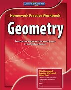 geometry: homework practice workbook - glencoe mcgraw-hill - mc graw-hill