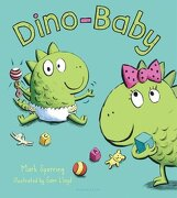 Dino-Baby (libro en Inglés) - Mark Sperring - Bloomsbury Usa Childrens